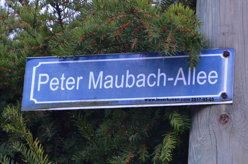 Peter Maubach-Allee