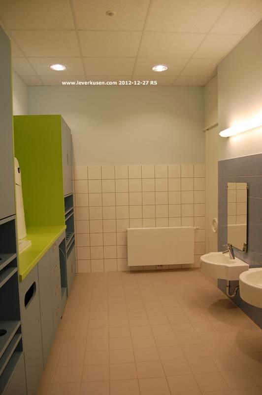 Leverkusen Bild Kindergarten Wuppertalstr Badezimmer