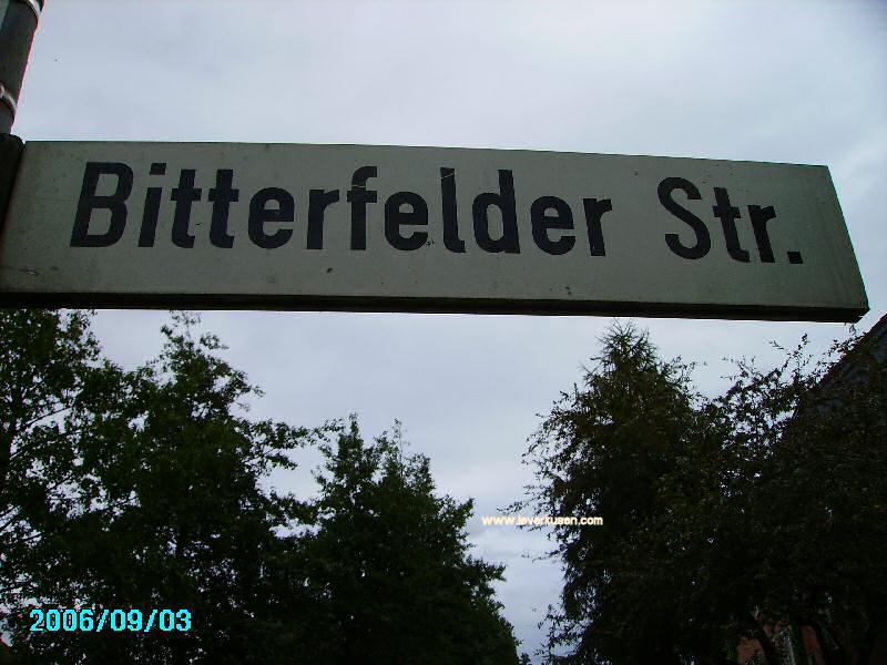 Leverkusen, Bitterfelder Str.