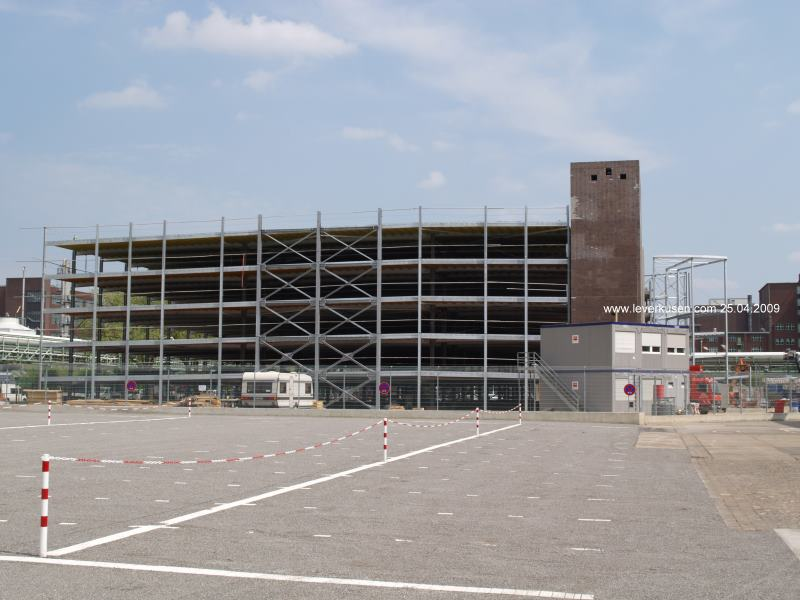 Parkhaus Leverkusen
