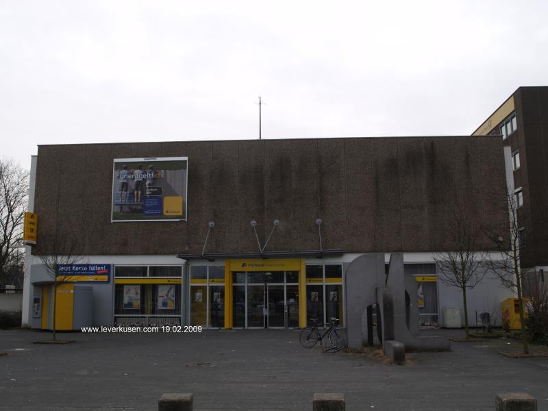 Post Leverkusen