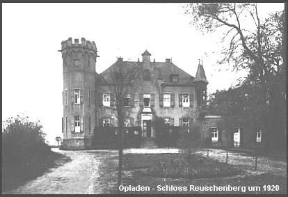 Schloß Reuschenberg (19 k)