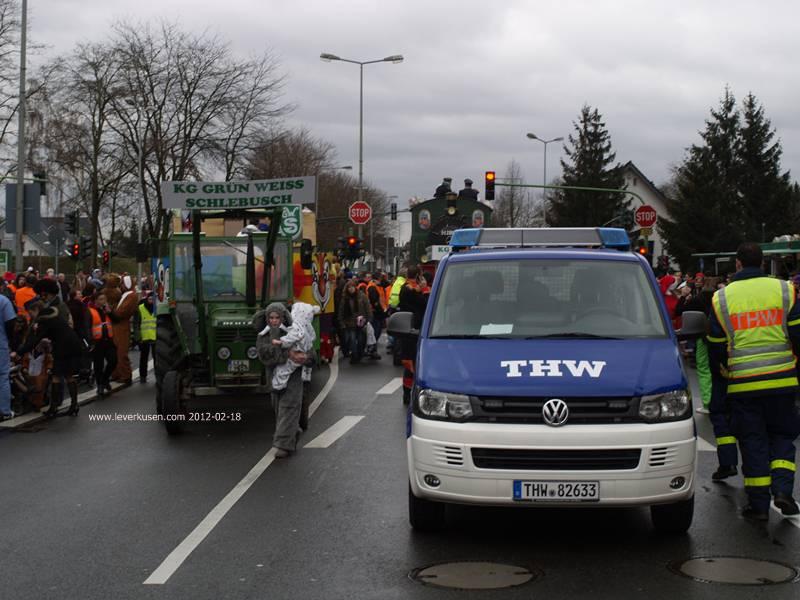 Hitdorf Karnevalszug 2021