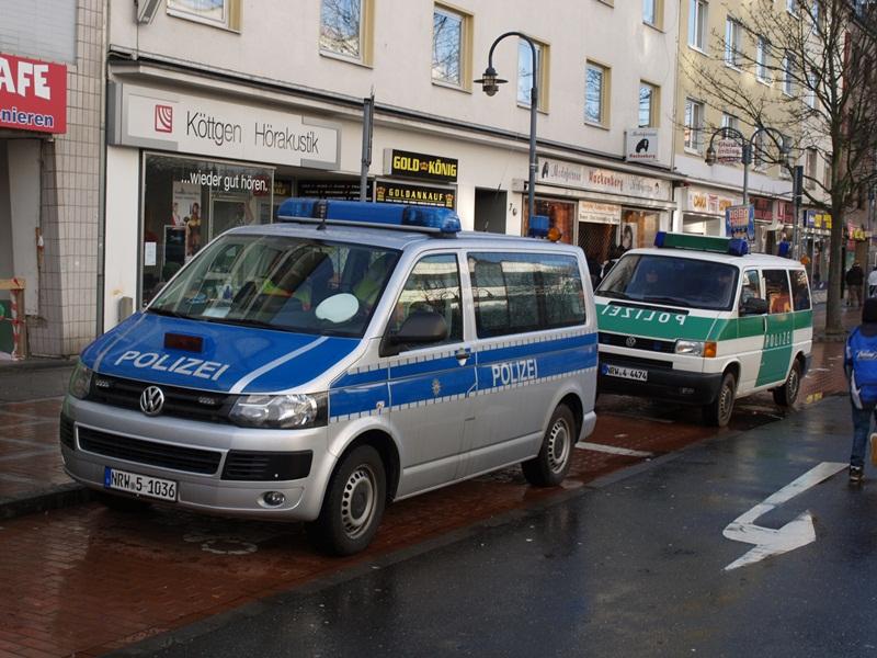 Polizei Leverkusen Wiesdorf