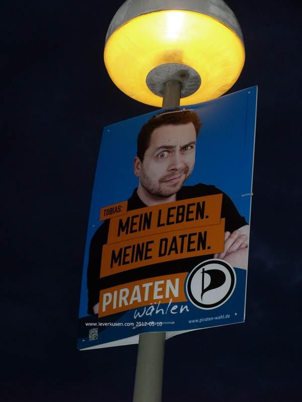 Piratenschatz: Die Rückseite