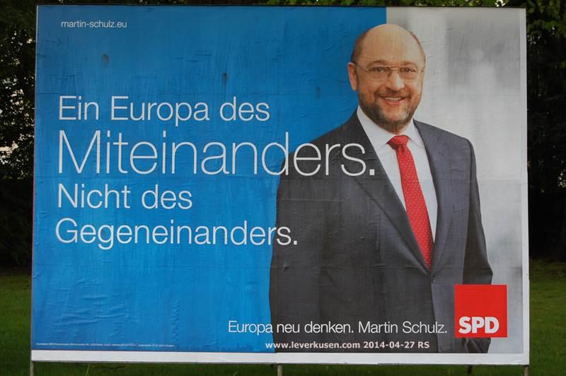 Kontakt Martin Schulz