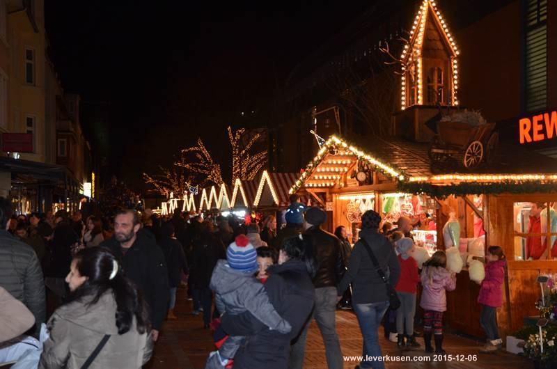 Weihnachtsmarkt Leverkusen