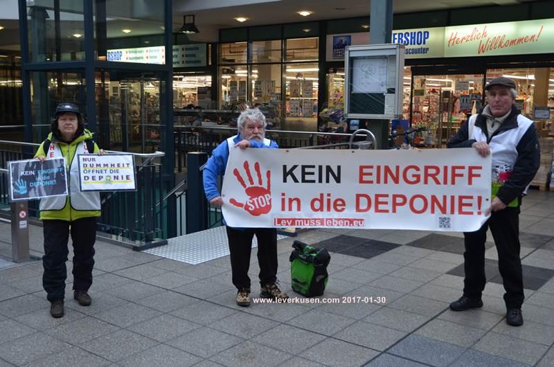Demo Leverkusen