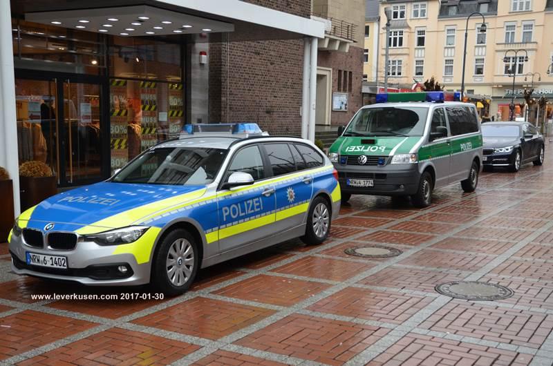 Leverkusen Polizei