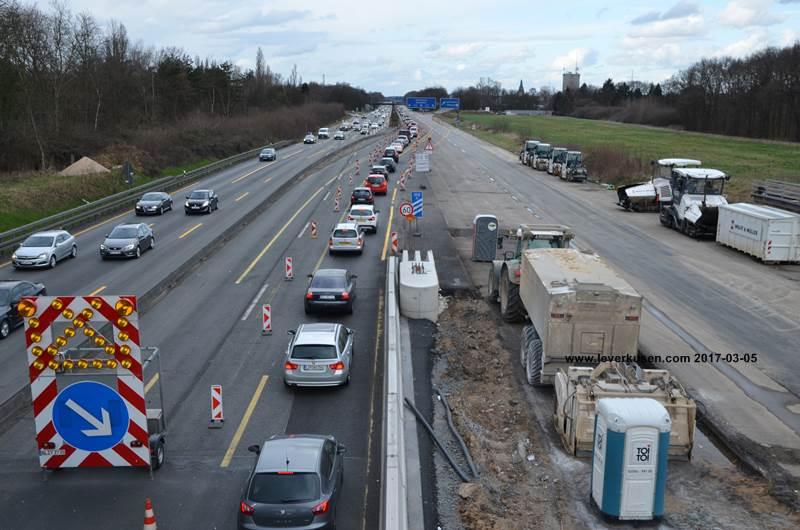 Leverkusen Autobahn