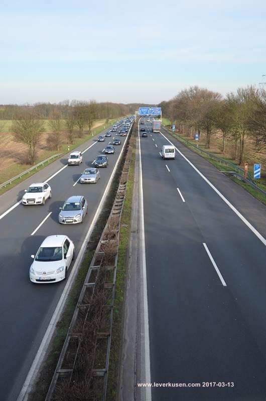 Leverkusen Verkehr
