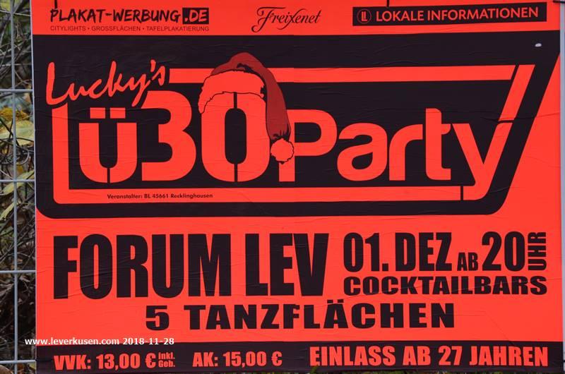 ü30 Party Leverkusen