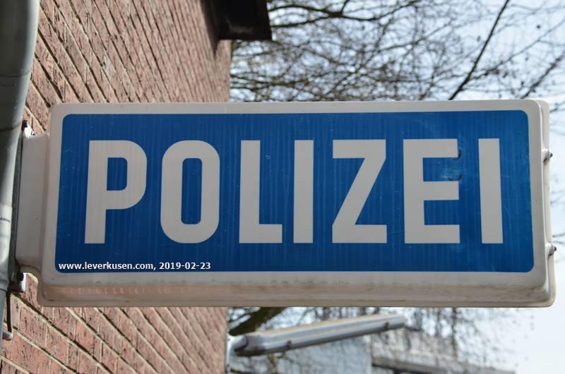 Polizei News Leverkusen